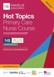 Hot Topics Primary Care Nurse 2020-2021 Booklet