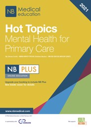 Hot Topics Mental Health in Primary Care 2021 Booklet