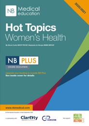 Hot Topics Women's Health for Primary Care 2020-2021 Booklet