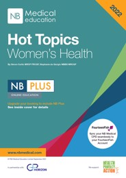 Hot Topics Women's Health for Primary Care 2021-2022 Booklet